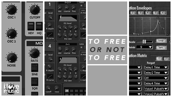 Post Header for Free or not to free article