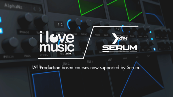 XferRecord tie up with I Love Music Academy