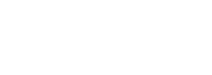 Audient logo in white no background