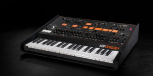 Arp Odyssey at i love music academy