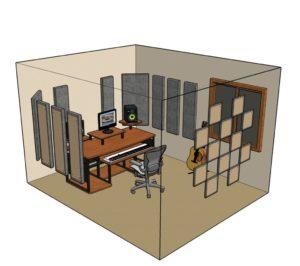 Studio Acoustics image