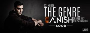 The Genre with Anish Sood Cover