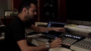 Arjun Vagale explains using Traktor and Maschine