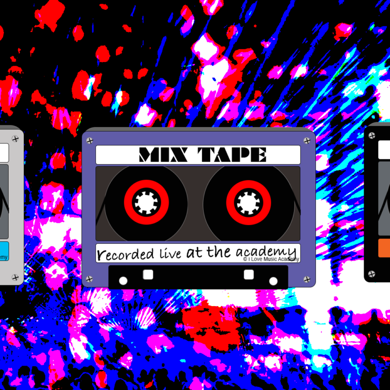 Recorded live at academy   Mix Tape Article  Cassette Image B