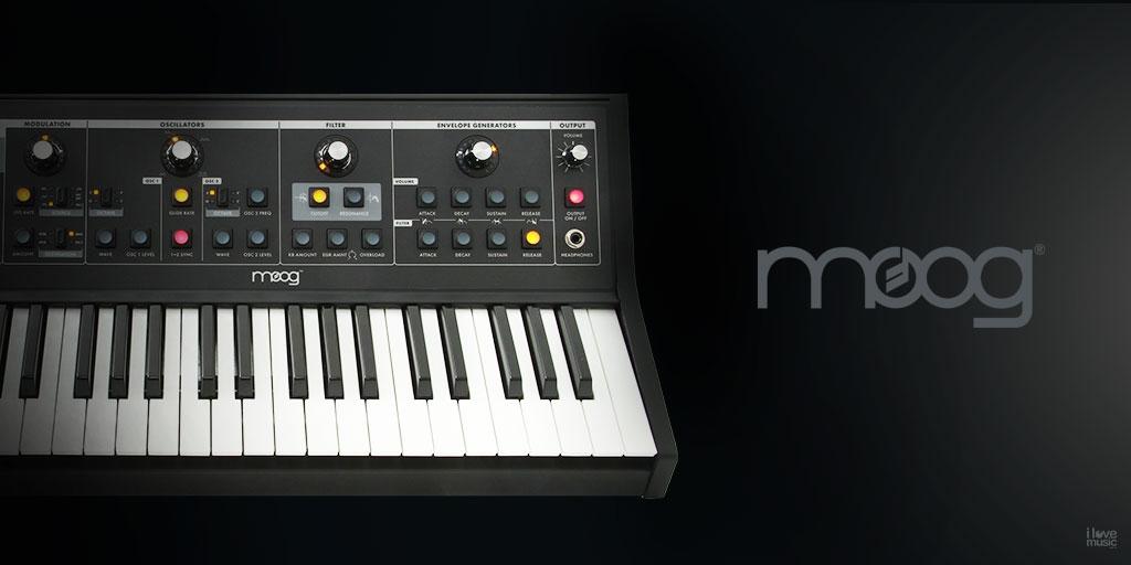 Moog Little Phatty Review