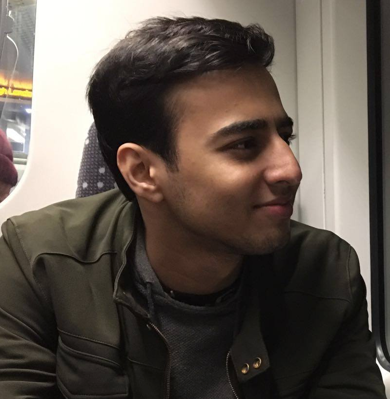 Ratul Kapoor Audio Engineering Student