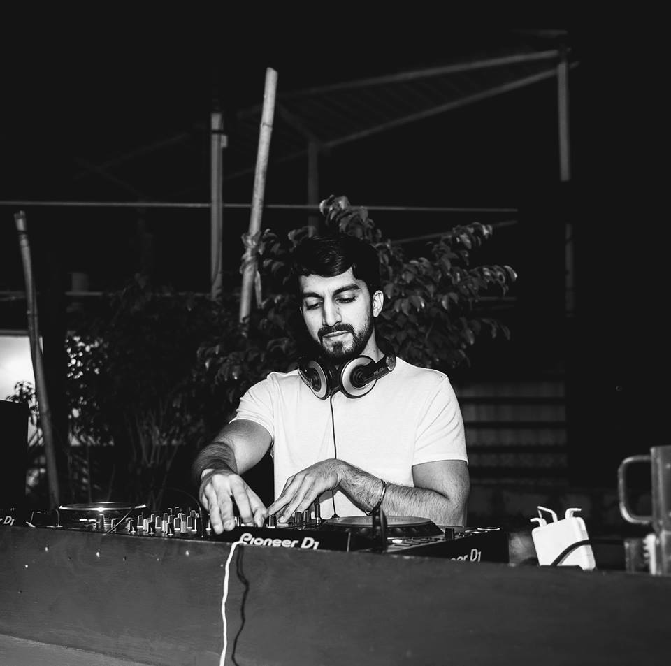 Samir Sahni Dj Music Production student