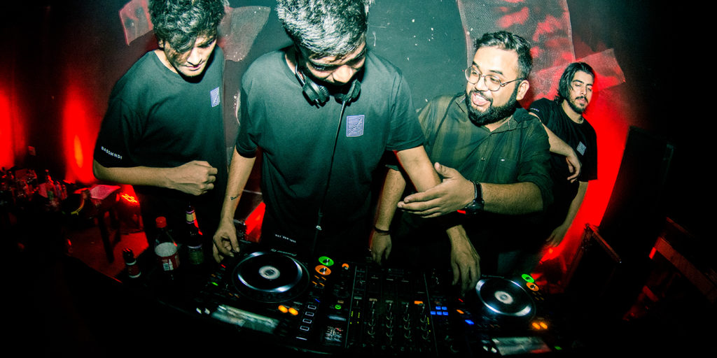 Sub Z group   DJ Students