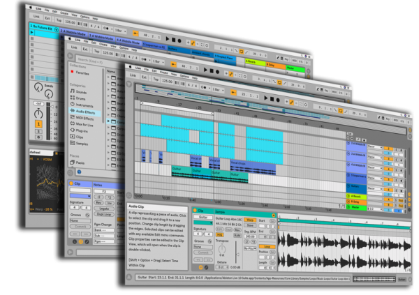 Ableton Screens 3